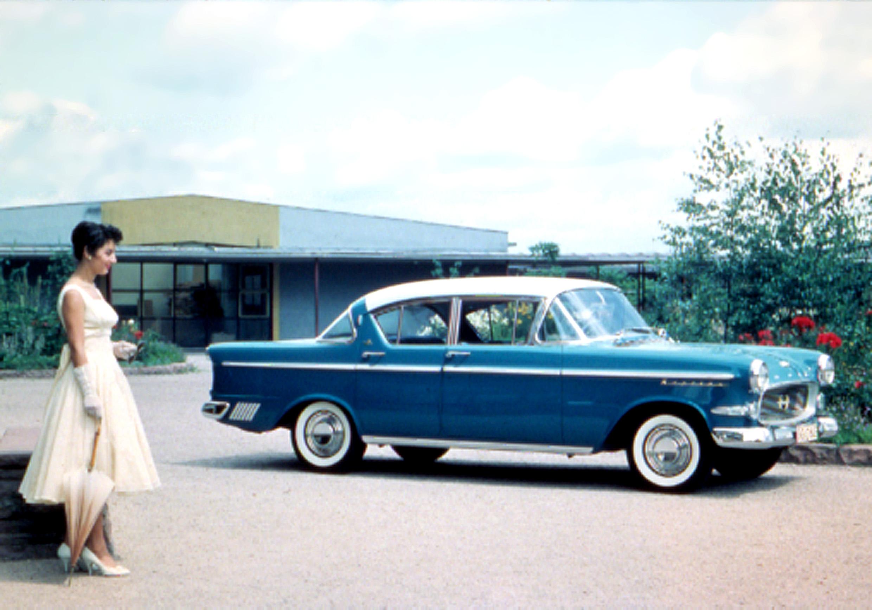 Opel Kapitan P1 1958 - 1959 Sedan #3