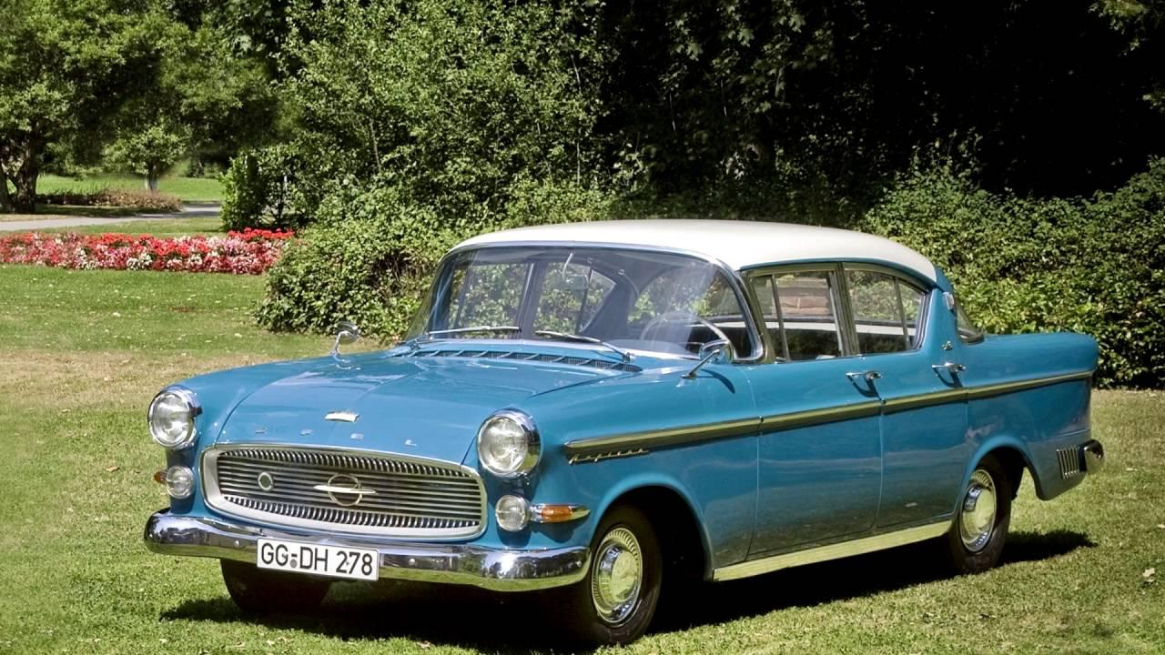 Opel Kapitan P1 1958 - 1959 Sedan #6