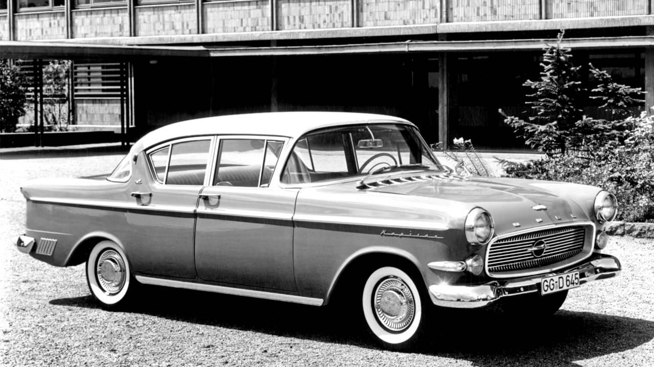 Opel Kapitan P1 1958 - 1959 Sedan #5