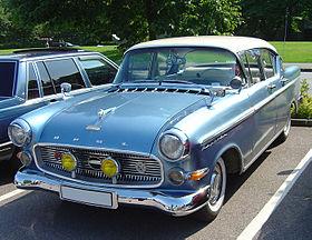 Opel Kapitan P1 1958 - 1959 Sedan #8