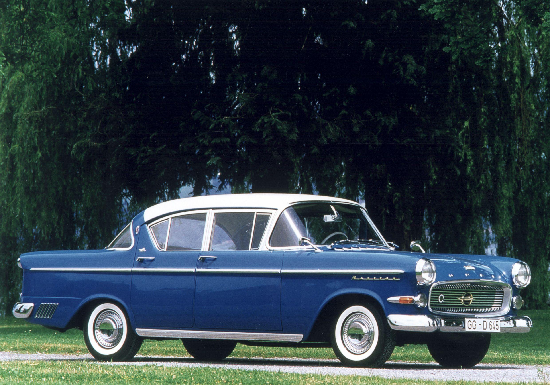 Opel Kapitan P1 1958 - 1959 Sedan #4