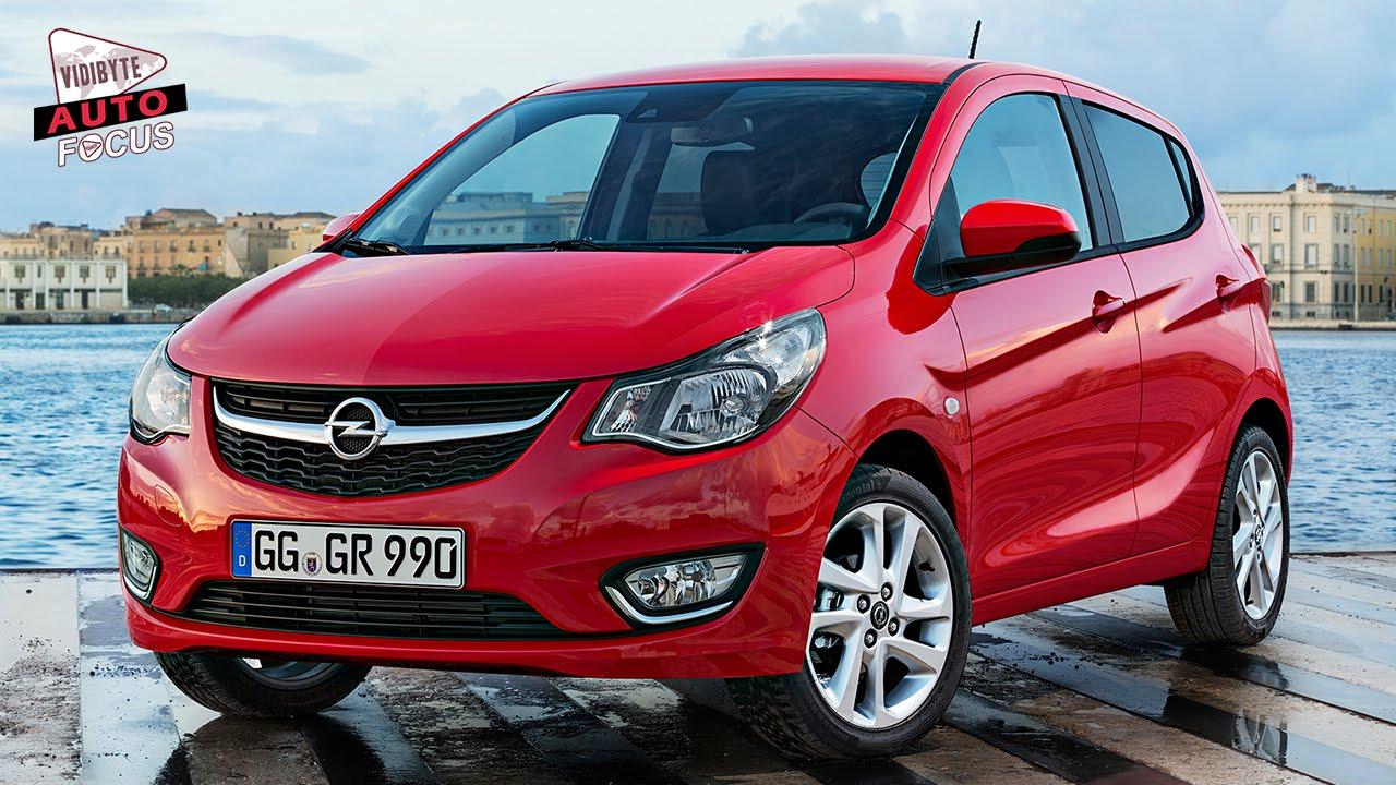 Opel Karl 2015 - now Hatchback 5 door #7