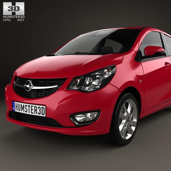 Opel Karl 2015 - now Hatchback 5 door #3