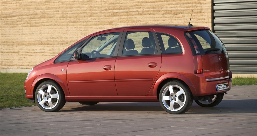 Opel Meriva A 2003 - 2006 Compact MPV #4