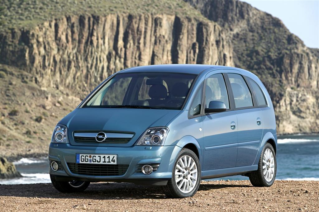 Opel Meriva A 2003 - 2006 Compact MPV #7