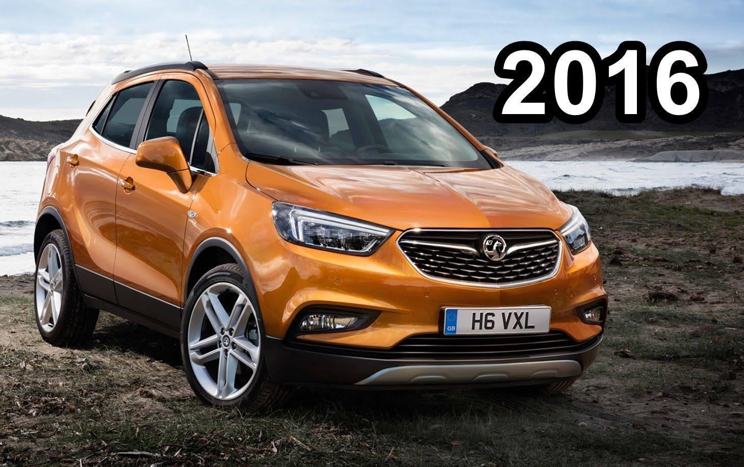 Opel Mokka I 2012 - 2016 SUV 5 door #1