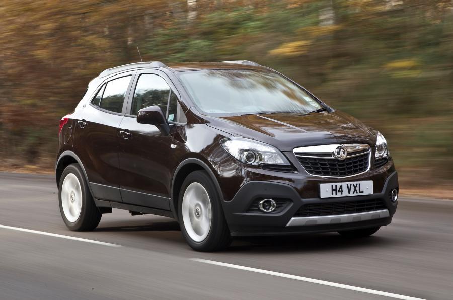 Opel Mokka I 2012 - 2016 SUV 5 door #3