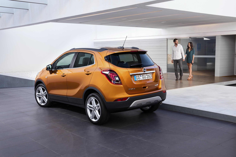Opel Mokka I 2012 - 2016 SUV 5 door #5