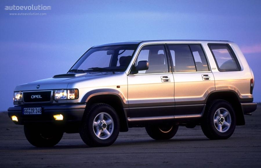 Opel Monterey A 1992 - 1998 SUV 5 door #5