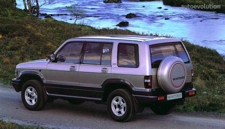 Opel Monterey A 1992 - 1998 SUV 5 door #4