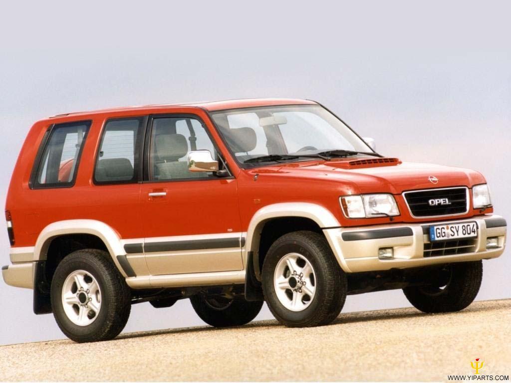 Opel Monterey A 1992 - 1998 SUV 3 door #7