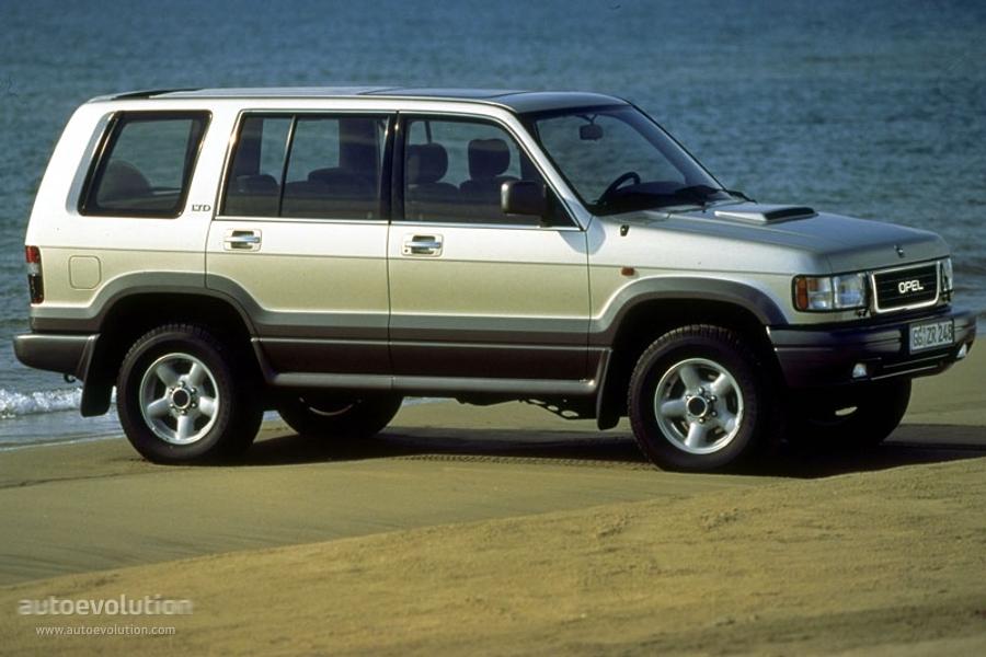 Opel Monterey A 1992 - 1998 SUV 5 door #2