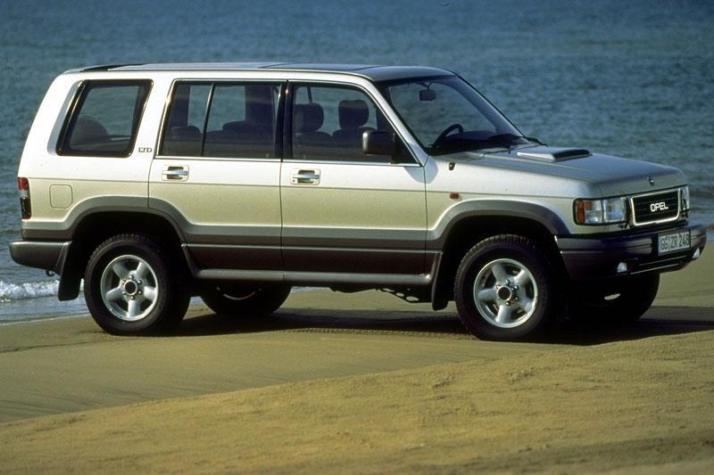 Opel Monterey A 1992 - 1998 SUV 5 door #7