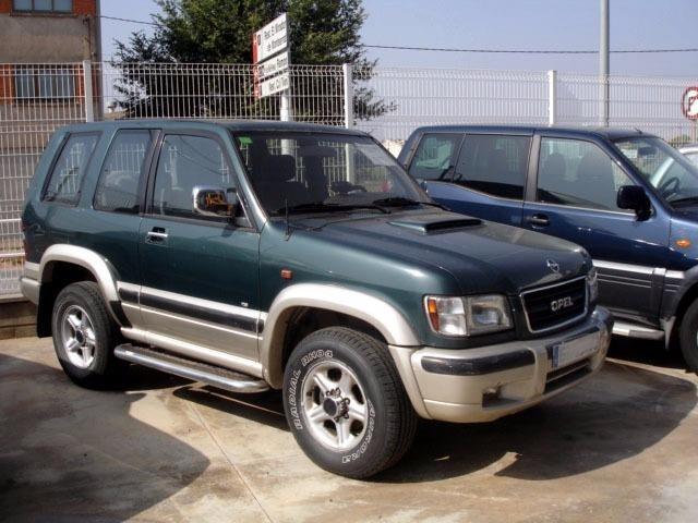 Opel Monterey A Restyling 1998 - 1999 SUV 3 door #1