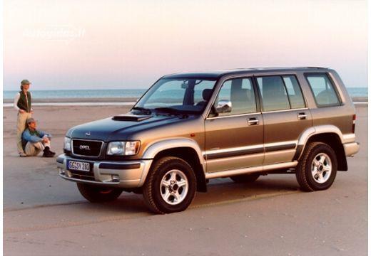 Opel Monterey A Restyling 1998 - 1999 SUV 5 door #5