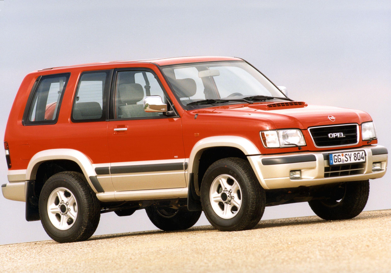 Opel Monterey A Restyling 1998 - 1999 SUV 3 door #6