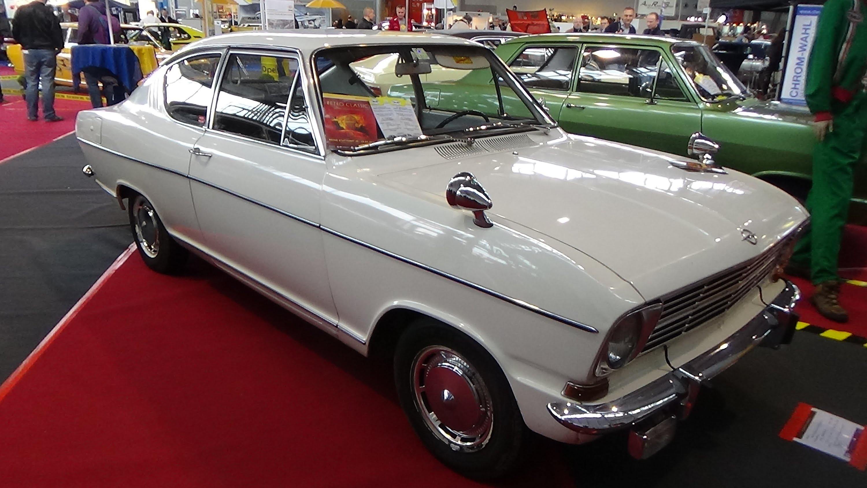 Opel Olympia A 1967 - 1970 Coupe #2