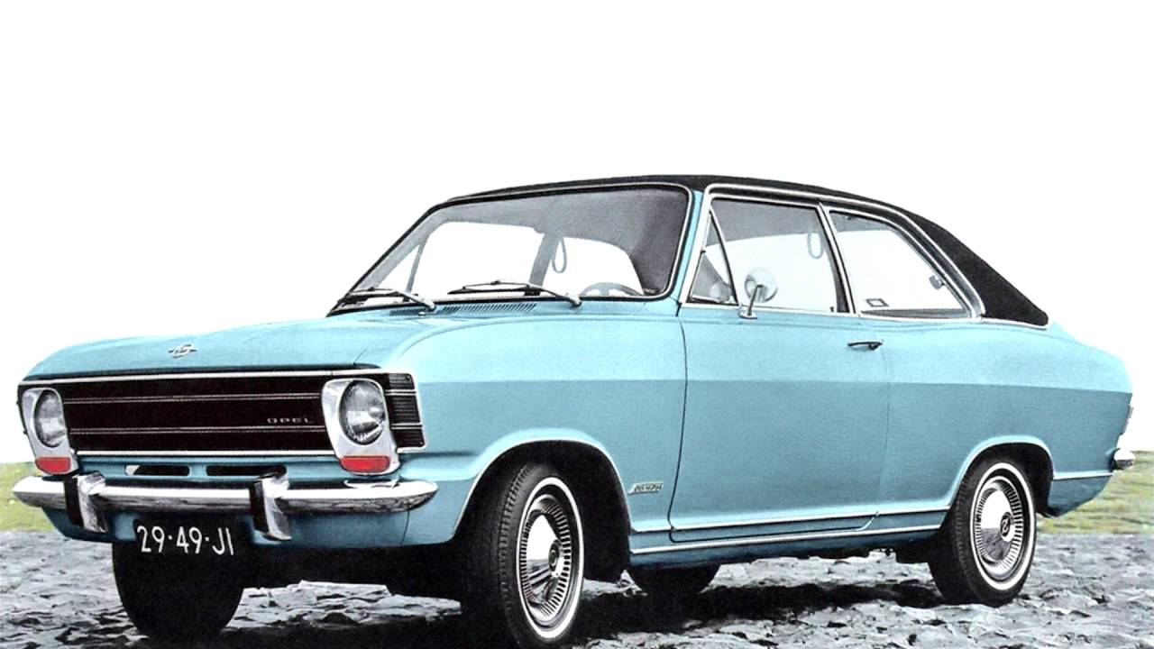 Opel Olympia A 1967 - 1970 Coupe #6