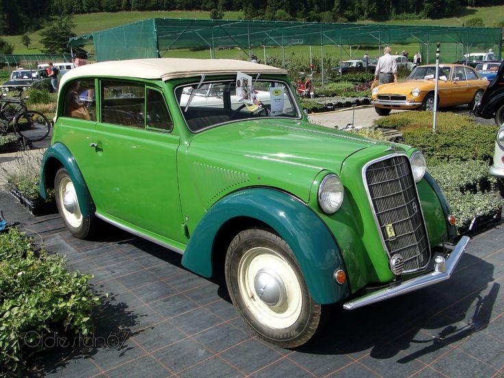 Opel Olympia I 1935 - 1949 Sedan #2