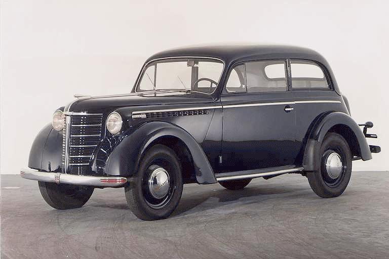 Opel Olympia I 1935 - 1949 Sedan #4