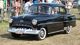 Opel Olympia II 1950 - 1953 Cabriolet #4