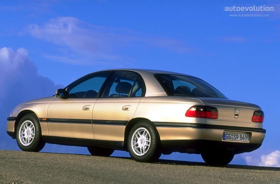Vauxhall Omega B 1994 - 1999 Sedan #4