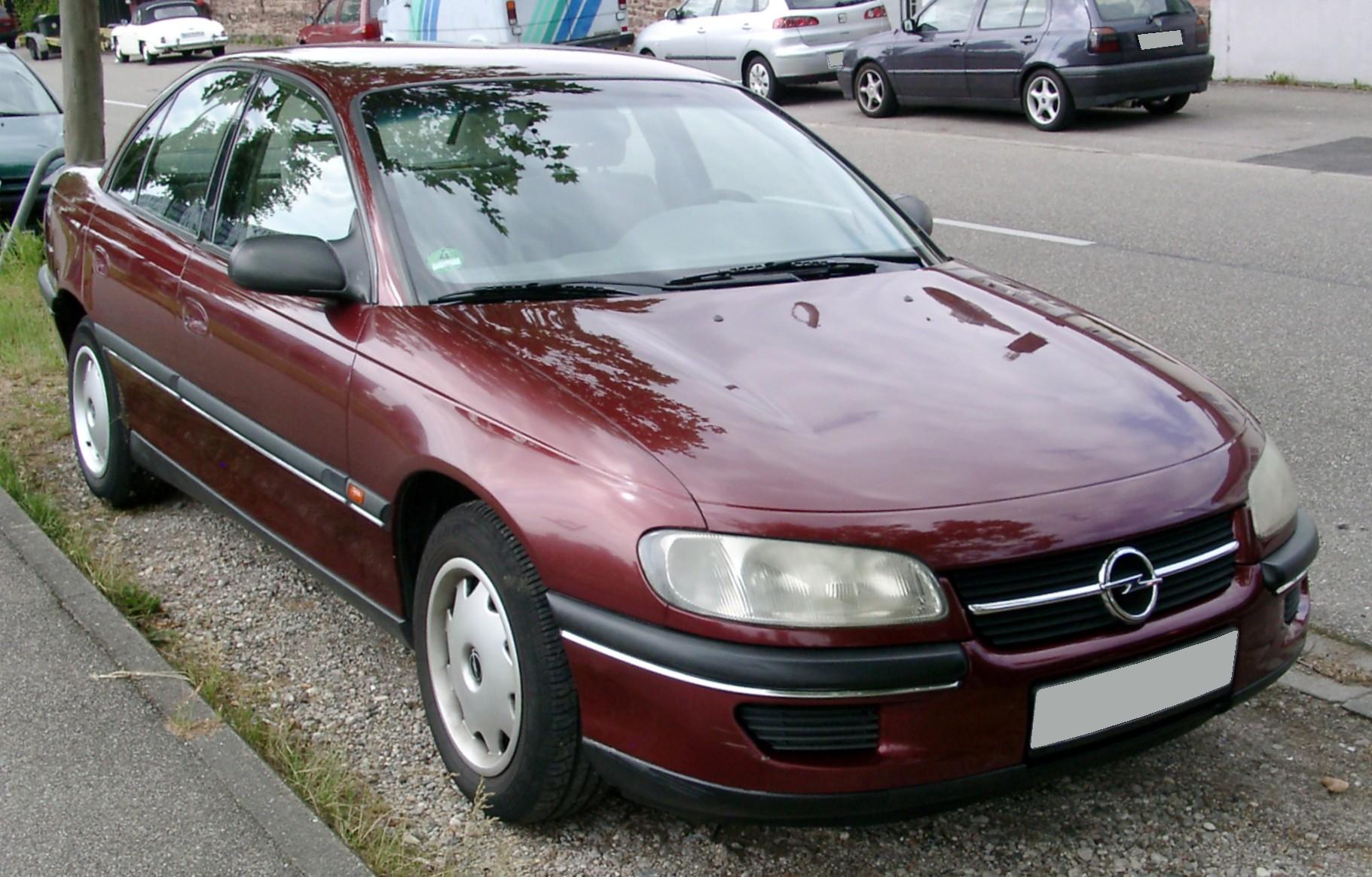Vauxhall Omega B Restyling 1999 - 2003 Station wagon 5 door #3