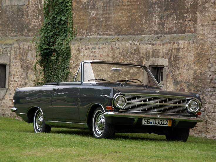 Opel Rekord A 1963 - 1965 Cabriolet #5