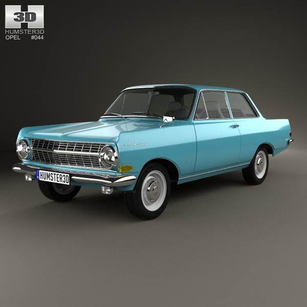 Opel Rekord A 1963 - 1965 Cabriolet #4