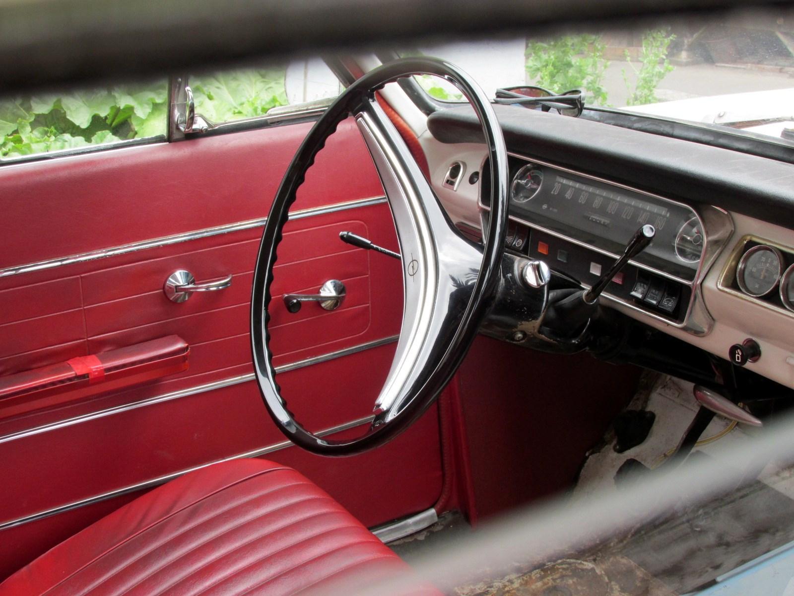 Opel Rekord A 1963 - 1965 Cabriolet #8
