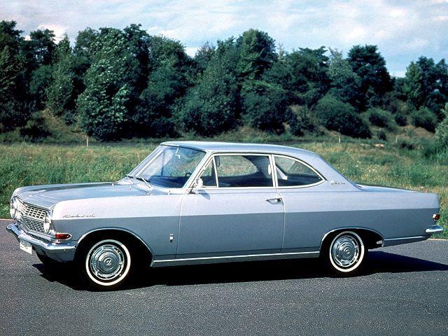 Opel Rekord A 1963 - 1965 Cabriolet #7