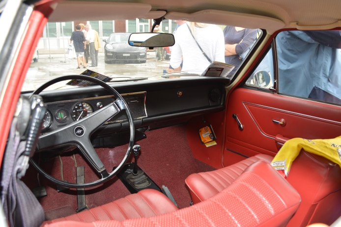 Opel Rekord C 1967 - 1971 Cabriolet #5