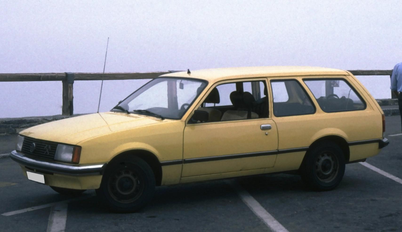 Opel Rekord E 1977 - 1986 Sedan #7