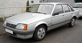Opel Rekord E 1977 - 1986 Sedan #4
