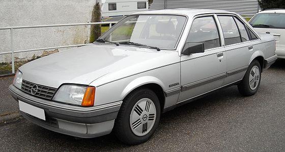 Opel Rekord E 1977 - 1986 Sedan #2