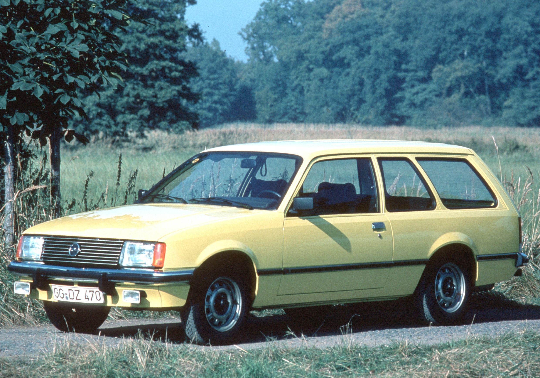 Opel Rekord E 1977 - 1986 Station wagon 5 door #1