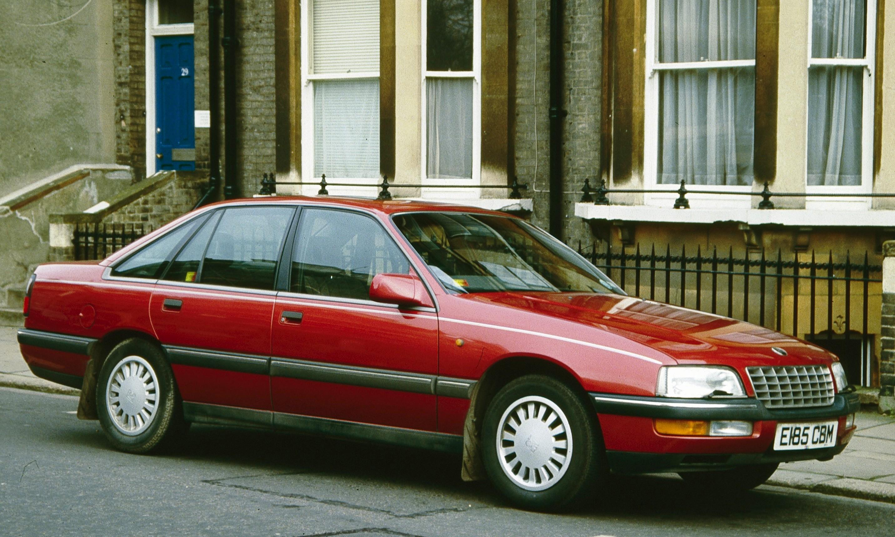 Opel Senator A 1978 - 1987 Sedan #5