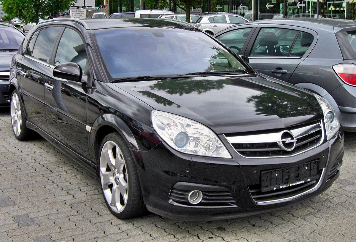 Opel Vectra C Restyling 2005 - 2008 Sedan #1