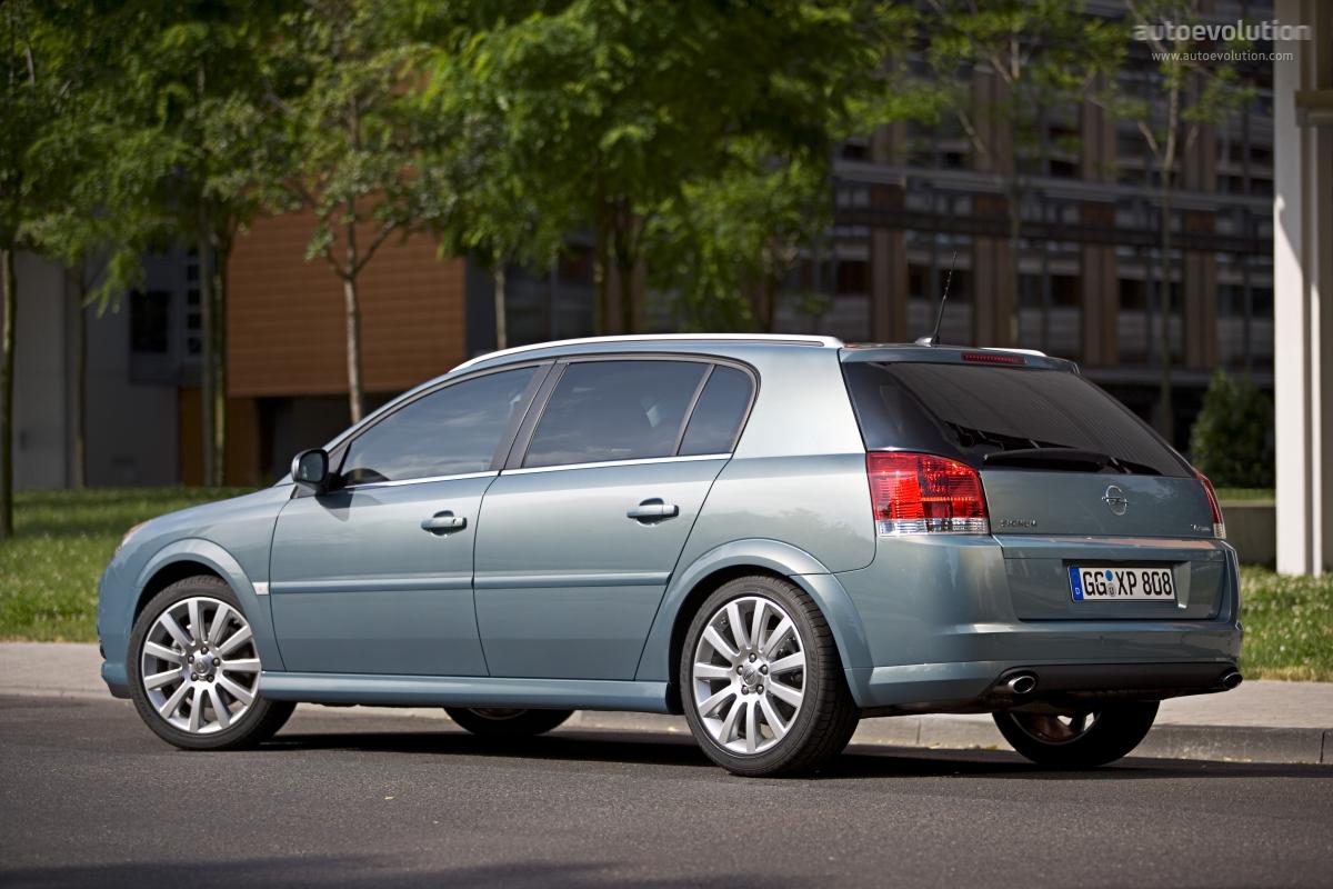Opel Signum I Restyling 2005 - 2008 Hatchback 5 door #2