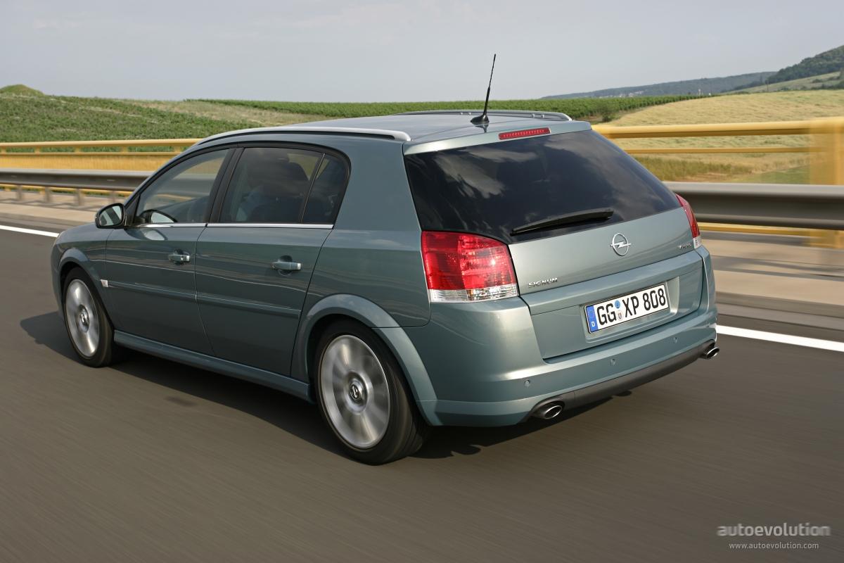 Opel Signum I Restyling 2005 - 2008 Hatchback 5 door #6