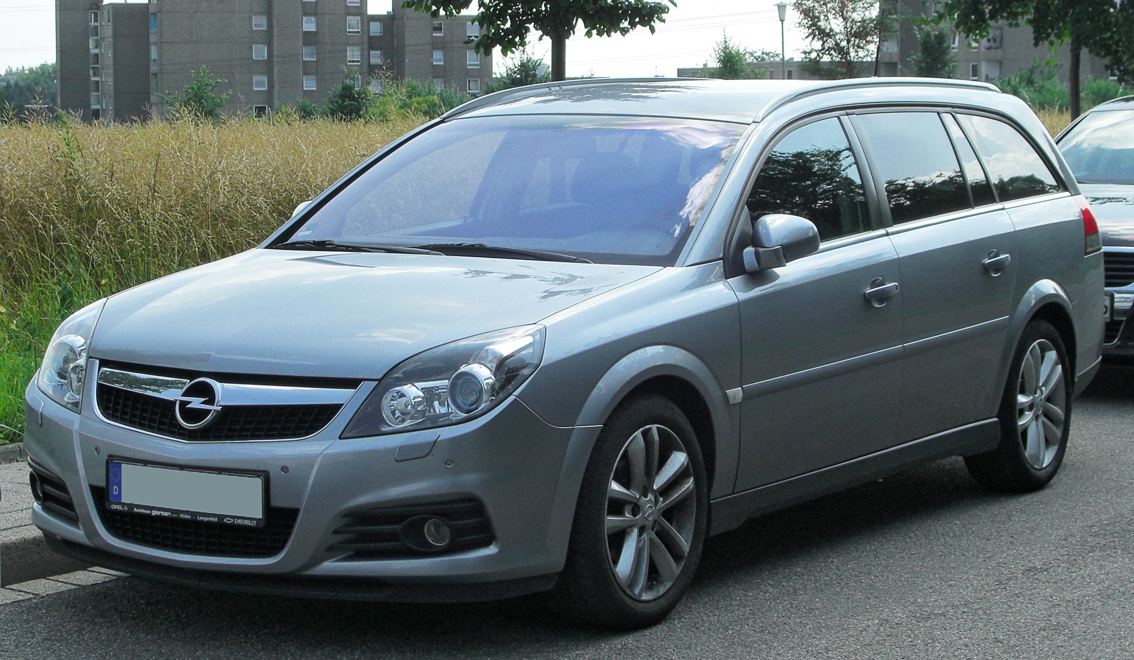 Opel Vectra C Restyling 2005 - 2008 Sedan #3