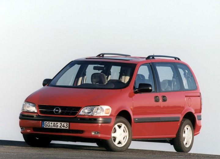 Opel Sintra 1996 - 1999 Minivan #1