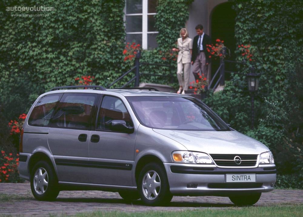 Opel Sintra 1996 - 1999 Minivan #3