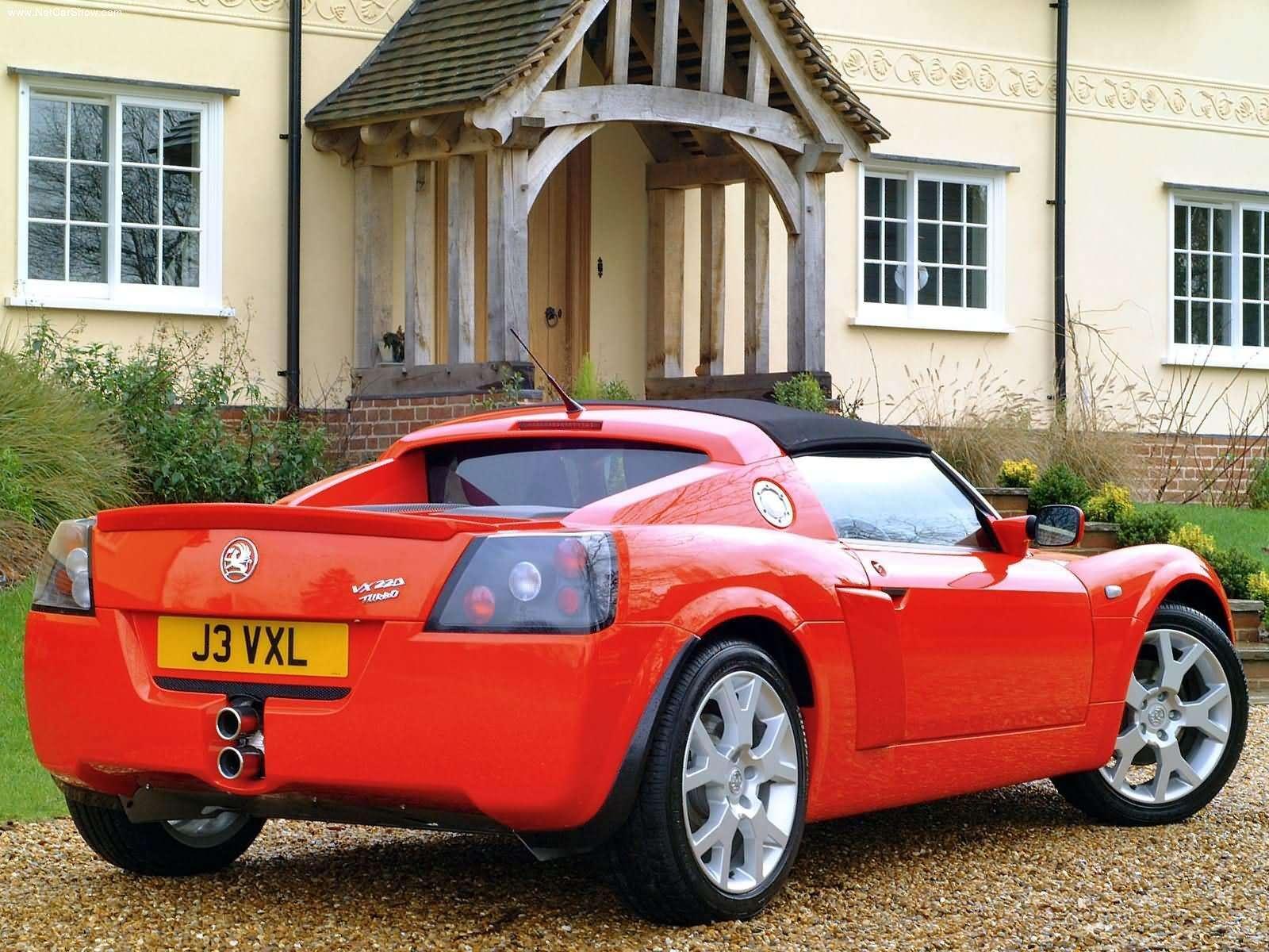Opel Speedster 2000 - 2005 Targa #1