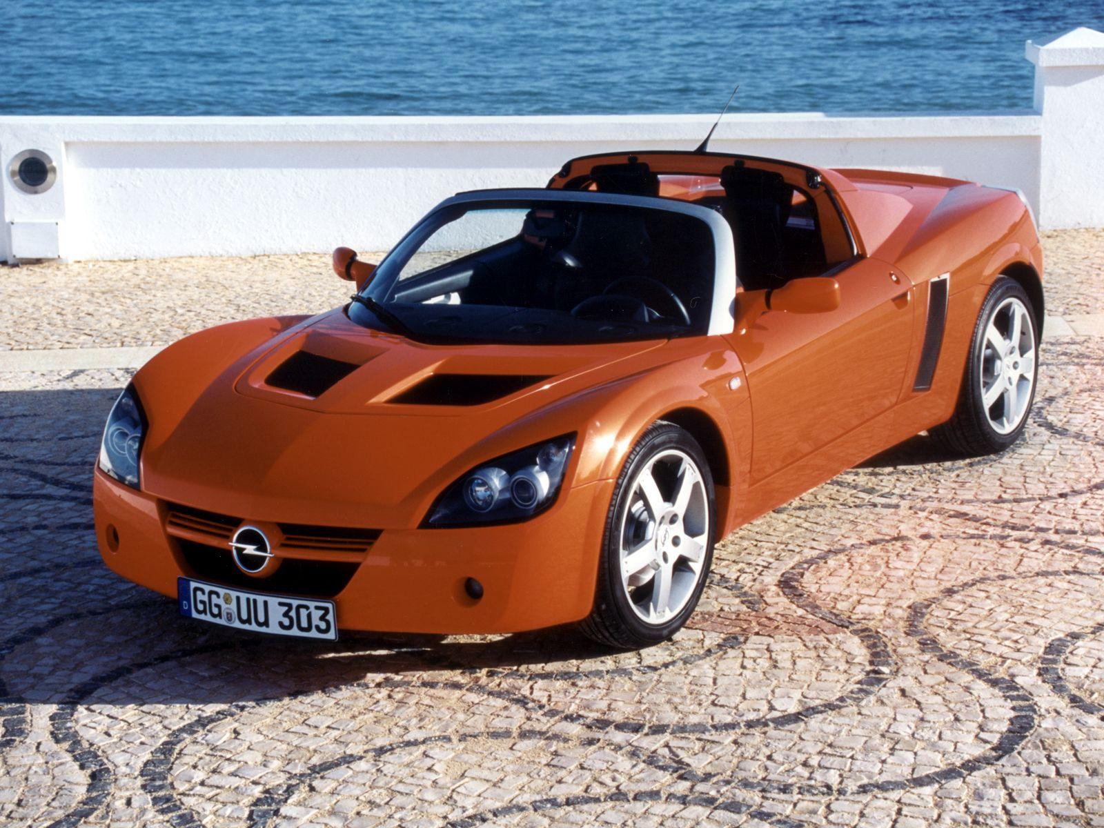 Opel Speedster 2000 - 2005 Targa #6