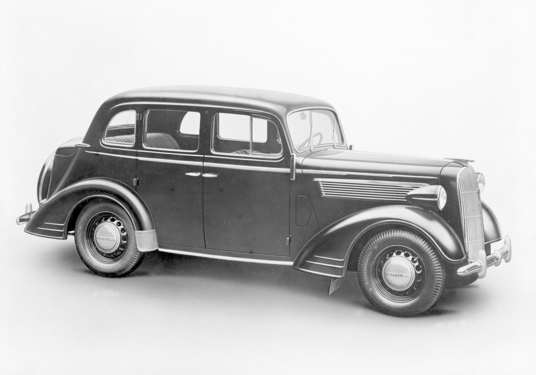 Opel Super Six 1936 - 1938 Cabriolet #1