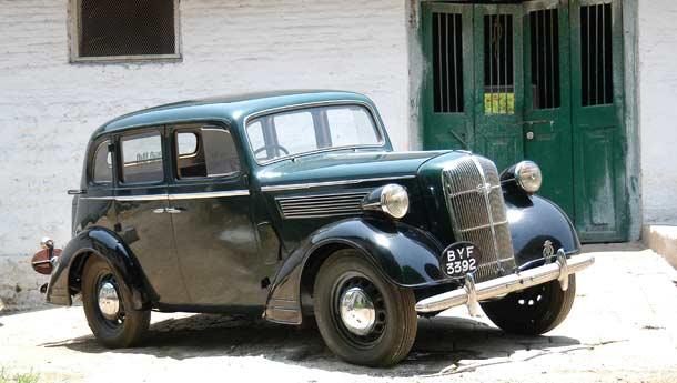 Opel Super Six 1936 - 1938 Cabriolet #5