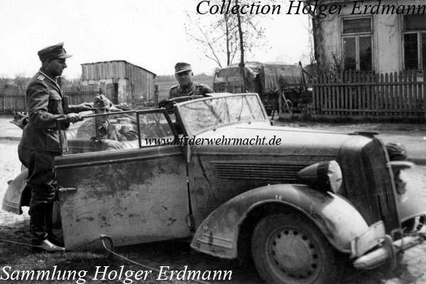 Opel Super Six 1936 - 1938 Cabriolet #3