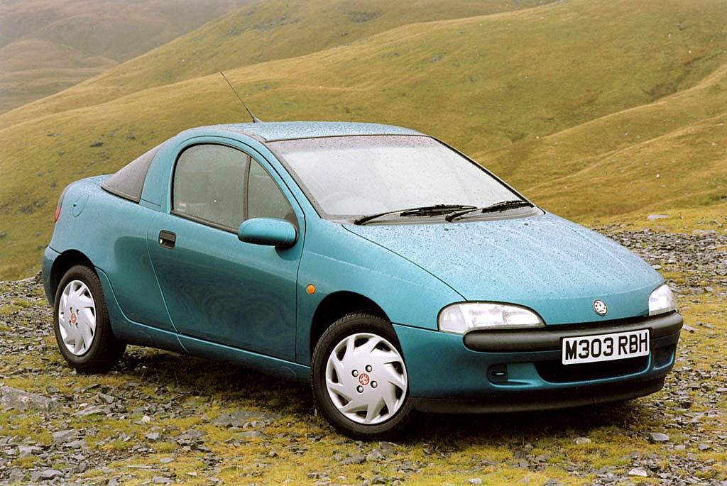 Opel Tigra A 1994 - 2001 Coupe #1