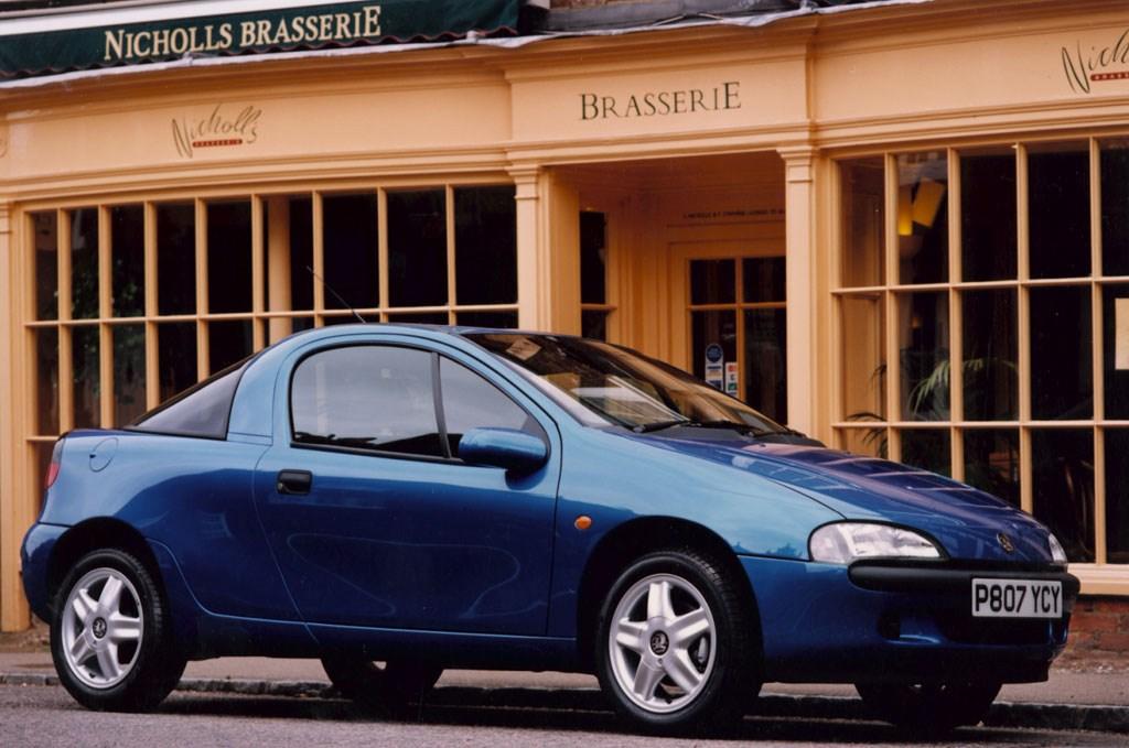 Opel Tigra A 1994 - 2001 Coupe #2